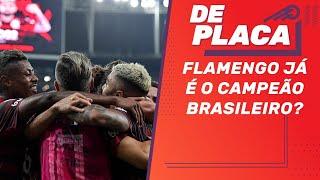FLAMENGO mais líder do que nunca e CRISE no SÃO PAULO | De Placa (11/11/2019)