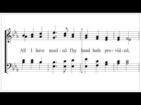 Great Is Thy Faithfulness Keyboard chords by Thomas O. Chisholm ...