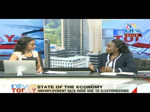HR practitioner Jackie Ogonji on the state of unemployment in Kenya