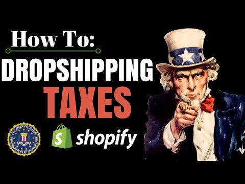 Shopify - How To Deal With Taxes (Don't Get Screwed)