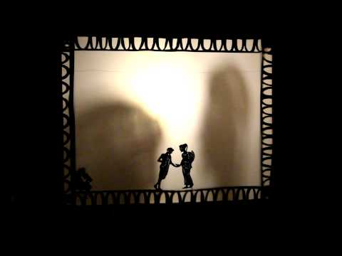 THE BIRTH OF DIONYSUS - SHADOW PUPPET SHOW
