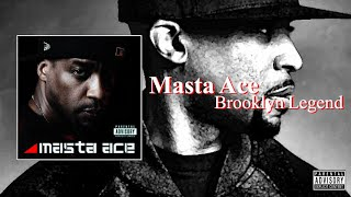 Masta Ace - Brooklyn Legend (Full Album) (2021)