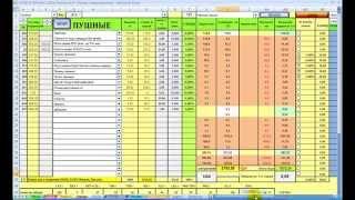Программа расчета рецептов кормов и рационов для НОРОК, СОБАК, КОТОВ, !
