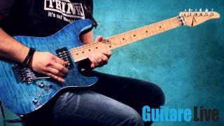 "Renaud Louis-Servais - Steely Dan ""Peg"" - Fusion guitar lessons trailer (GuitareLive)"