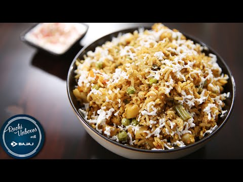 Brown Rice Pulao Recipe | Simple And Healthy Recipe | Ruchi Unboxes With Bajaj Electricals