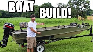 epic-john-boat-build-we-took-it-out-on-the-water