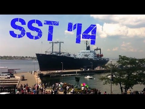 2014 SUNY Maritime Summer Sea Term Homecoming August 11, 2014