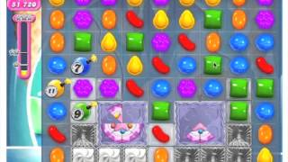 Candy Crush Saga Level 505,No Boosters