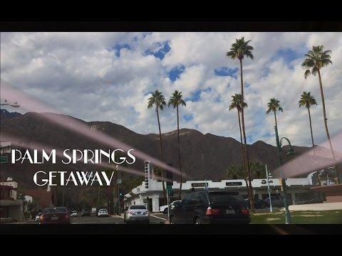 SPA RETREAT  🌴The Riviera Palm Springs 🌴| Brook Gunn