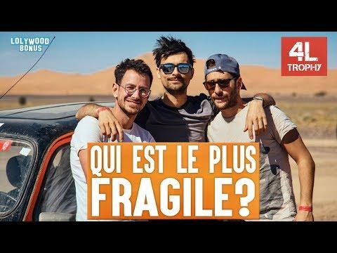 Qui est le plus Fragile ? Vlog 4L Trophy Part.1 להורדה