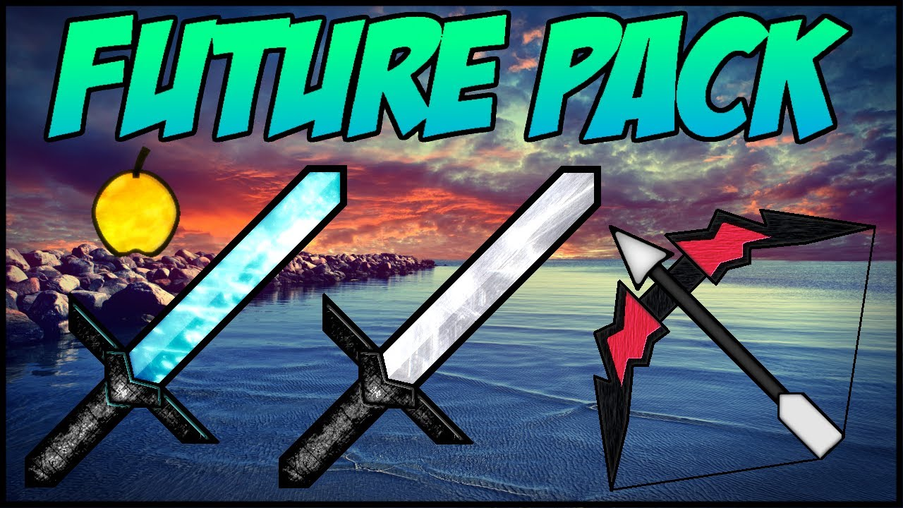 Future Pack Animated Minecraft Pvp Texture Pack 1 15 Youtube