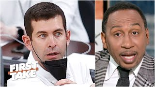 Should Brad Stevens be on the hot seat? Stephen A. makes a case | First Take