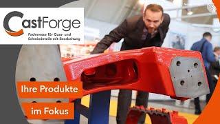 CastForge - Impressionen I Messe Stuttgart