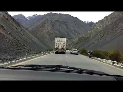 Way to Hunza, khunjerab, Gilgit baltistan, Northern areas Pakistan.