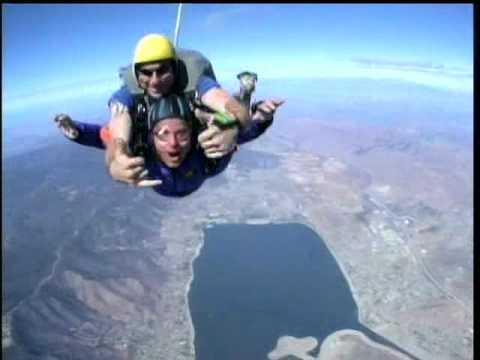 pierdeți în greutate skydiving)