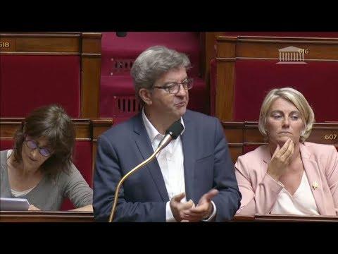 Le canal SEINE-NORD est contraire à l'intérêt national - Mélenchon