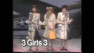 3 girls 3 1977 nbc promo