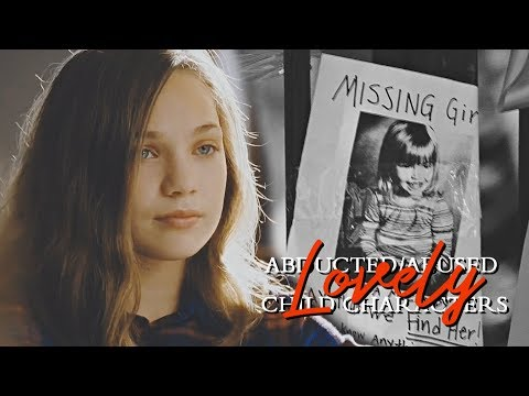 Abducted/Abused Child Characters | Lovely