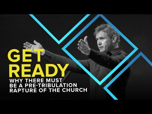Why There Must be a Pre-Tribulation Rapture of The Church