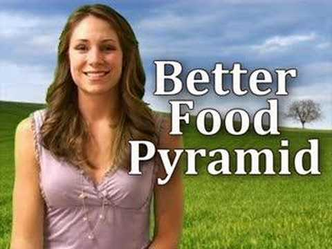 Better Food Pyramid, What To Eat, Nutrition By Natalie
