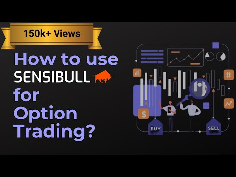 How to use Sensibull for Options Trading - Demo Video