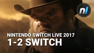 1-2 Switch Official Trailer | Nintendo Switch Live Presentation 2017