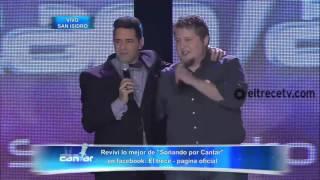 Dario Heartnett - Soñando por cantar - La vida es una moneda - 2 de julio 2012