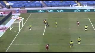 هدف الاتفاق الاول ضد النصر في الجولة التاسعة من دوري عبداللطيف جميل