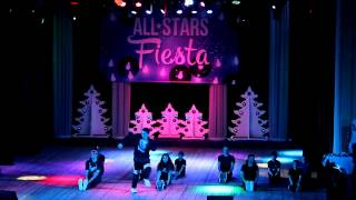 J DILLA – Ma Dukes (DJ Pump Mix)Hip-Hop Show Junior by Семен Черкасов. AllStars Fiesta 2014
