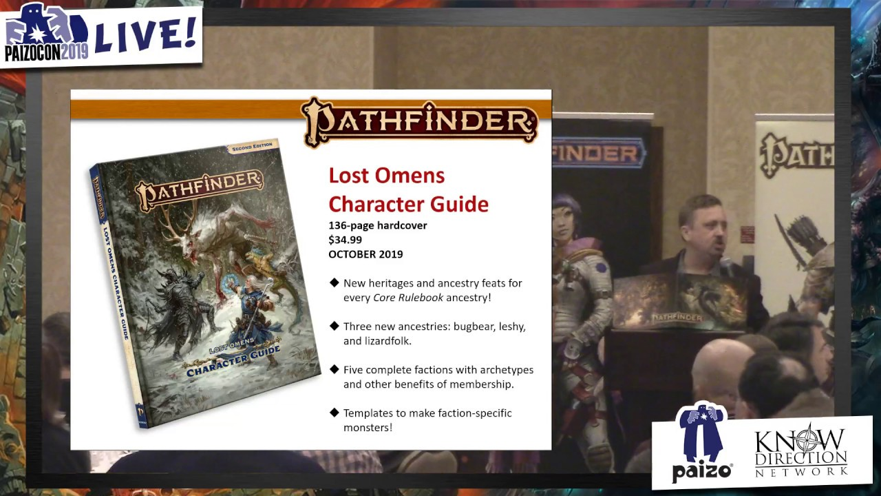 Pathfinder Second Edition with Erik Mona (#3)