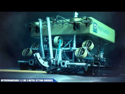 Q1000 Jet Trencher   Reef Subsea Integrated Projects
