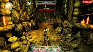 Divinity 2: The Dragon Knight Saga Gameplay