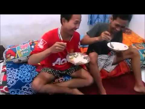 Video Lucu: Kepepet sahur