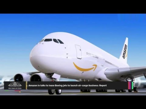Amazon Boeing Jets | In Talks to Launch Air cargo Business
