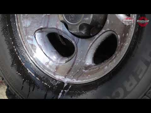 How To Remove Brake Dust Using Voodoo : Evan's Detailing And Polishing