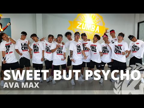 SWEET BUT PSYCHO By Ava Max | Zumba | Pop | TML Crew Kramer Pastrana