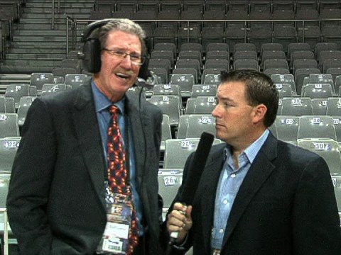 Warriors Broadcasters Video Blog - 10/15/08