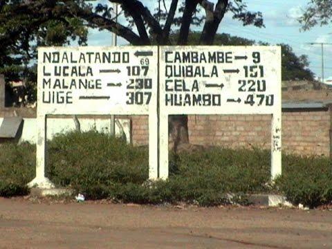 Inamangando II -  Luanda, Dondo, Porto Quipiri, Caxito