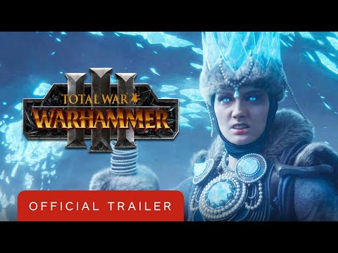 Total War: WARHAMMER III - Official Announcement Trailer
