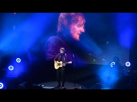 Ed Sheeran - Sing (BBC Radio 2 In Concert)