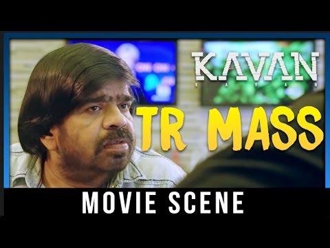 Kavan - TR Mass Scene | Vijay Sethupathi | T. Rajendar | Madonna Sebastian