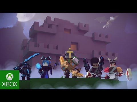 Trove - Console Launch Trailer