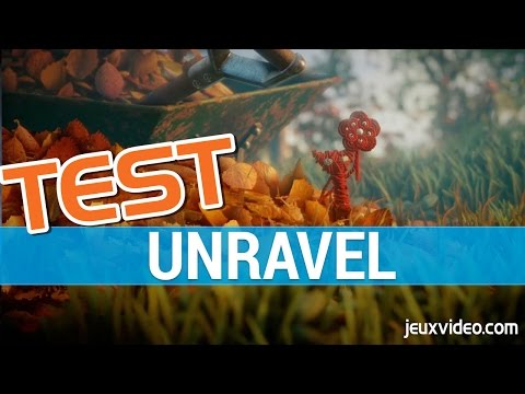Unravel TEST : Un incontournable d'Electronic Arts - Gameplay FR