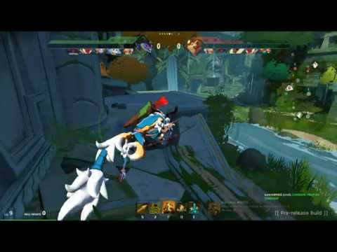 Gigantic Voden gameplay    Stress test