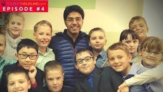 How Russian Children treated an Indian tourist !!