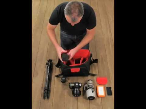 CRUMPLER 7 Million Dollar Home. Best Camera Bag Video