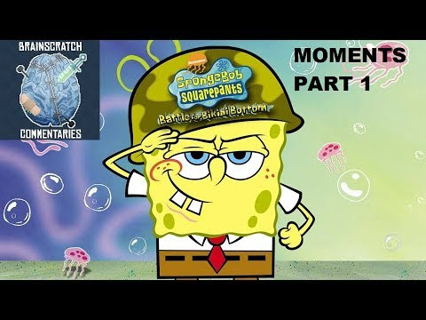Best Of BSC Moments: Spongebob Squarepants - Battle For Bikini Bottom (Part 1)