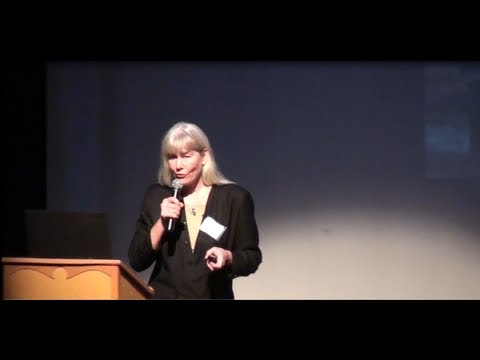 Jessica Ernst speaks at The People's Forum on Fracking