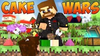 ВОЙНА ТОРТИКОВ - НОВЫЙ МИНИ РЕЖИМ - Minecraft CAKE WARS