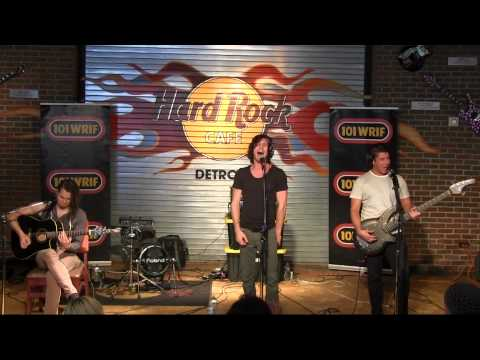 """Nothing More """"Jenny"""" at Hard Rock Detroit with WRIF"""